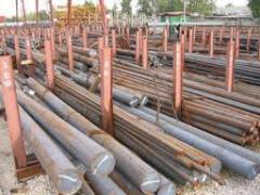 Круг 90, 100, 110, 120, 130, 140 сталь 65Г конструкционная рессорно-пружинная