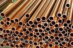 Copper pipes M1, M2, M3