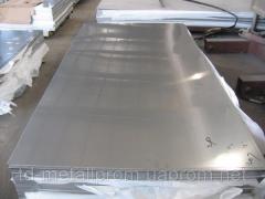Лист нержавеющий 4, 5, 6  кислотостойкий AISI 316 316L 316Ti листы нж нержавеющая сталь нержавейка