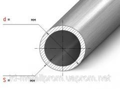 Труба нержавеющая 10х1,0 tig круглая матовая AISI 304  сталь нержавейка трубы нж гост цена купить