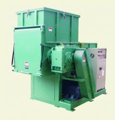 Оборудование для измельчения отходов резины