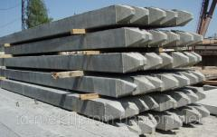 Ferroconcrete piles driven GOST 19804 91 with