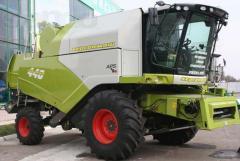 Комбайн зерноуборочный CLAAS TUKANO 440