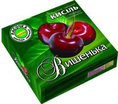 Kissel in briquette 160 gr. Cherry