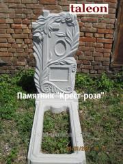 Concrete monumen