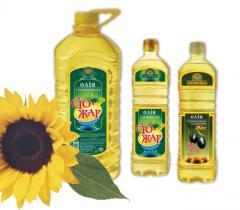Sunflower oil Stozhar TM