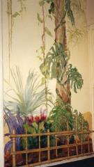 Плетеные изделия из прутьев, соломы, тростника и