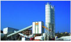 Stationary concrete plants Concrete plants GURIS