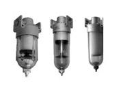 Filter of thin purification of compressed air