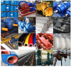 Industrial equipment and accessories