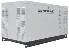Генератор газовый Generac QT27 (27 кВт) с...