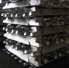 Aluminium wlewki