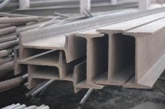 Beams steel facilitated
