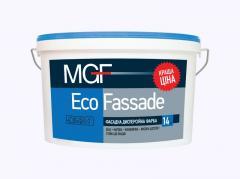 Матовая краска МГФ Краска в/э Eco Fassade M690 7кг