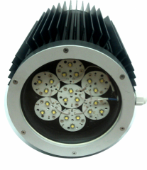 Cooling systems for LED