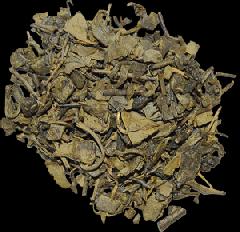 Nonfermented tea in assortmen