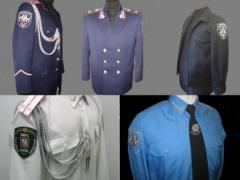 Uniform regimentals
