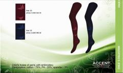 Children's tights TM Accen