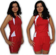 Волейбольная форма Барс женская модель 1