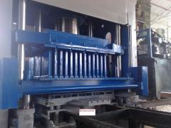 Press of double pressing of TITAN 1200 DH