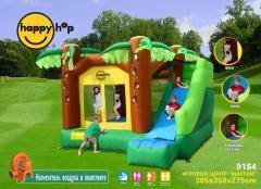 Детский надувной батут Игровой центр