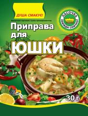 Seasoning for fish soup in package 30 gr.