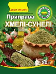 Seasoning of Khmeli suneli in package 30 gr.