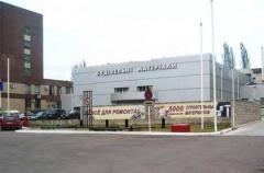 Здания и помещения торговлиТорговый комплекс в