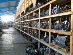 SECOND-HAND spare parts wholesale from Germany the