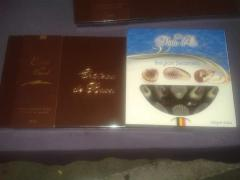 Chocolate from Germany, the Belgian chocolates