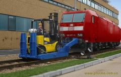 Tractor shunting carriage VRG