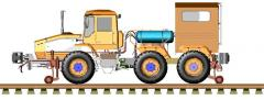 Traction rullende materiell
