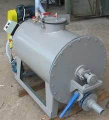 Установка для производства пенобетона ПБС-30ПВ