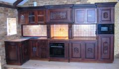 Cases and furniture accessories for finished