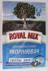 Complex crystal ROYAL MIX fertilizer