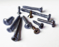 Self-tapping screws from a stainless steel