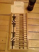 Ножи измерительные ГОСТ 7013-67 для микроскопов УИМ