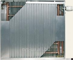 Copper-aluminum radiator RB 60/80 Thermie