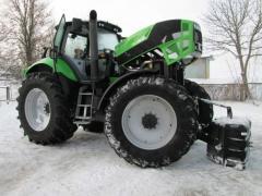 Deutz X-720 tractor