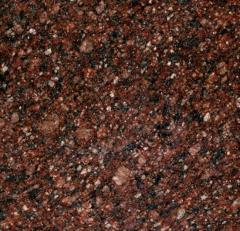 Tile granite Tokovskaya (20 mm)