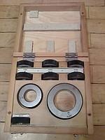 Кольца измерительные (образцовые) и установочные 929.4 модель 109 ТУ3943-003-05748542-05