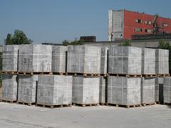 Block gas-concrete wholesale Dnipropetrovsk