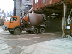 B7.5, B15, B25 concrete Dnipropetrovsk