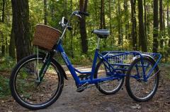 Bicycle three-wheeled cargo COMFORT