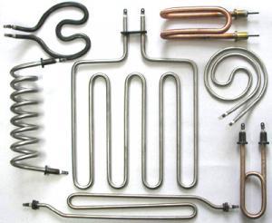 Electric heaters tubular (TENY)