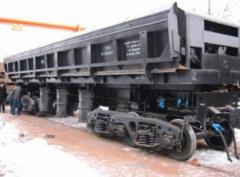 Car dump truck (dumpkar) model 33-9035 (dumpkara,