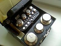 Гири комплект ГО4-6111,10 (класс 4 ГОСТ7328-82)