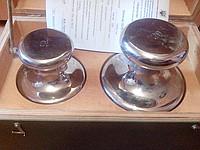Гири комплект Г3-51111,10 (класс 3 ГОСТ7328-82)