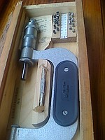 Micrometer of carving MVM 50-75 state standard