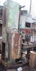 Machine vertically drilling 2H150